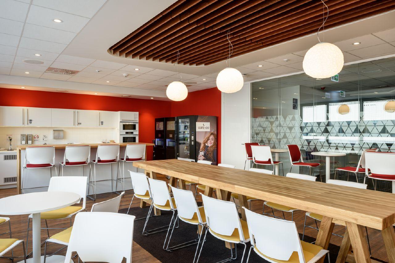 Architecte D Interieur Design Espace De Bureaux Spatio Amenagement